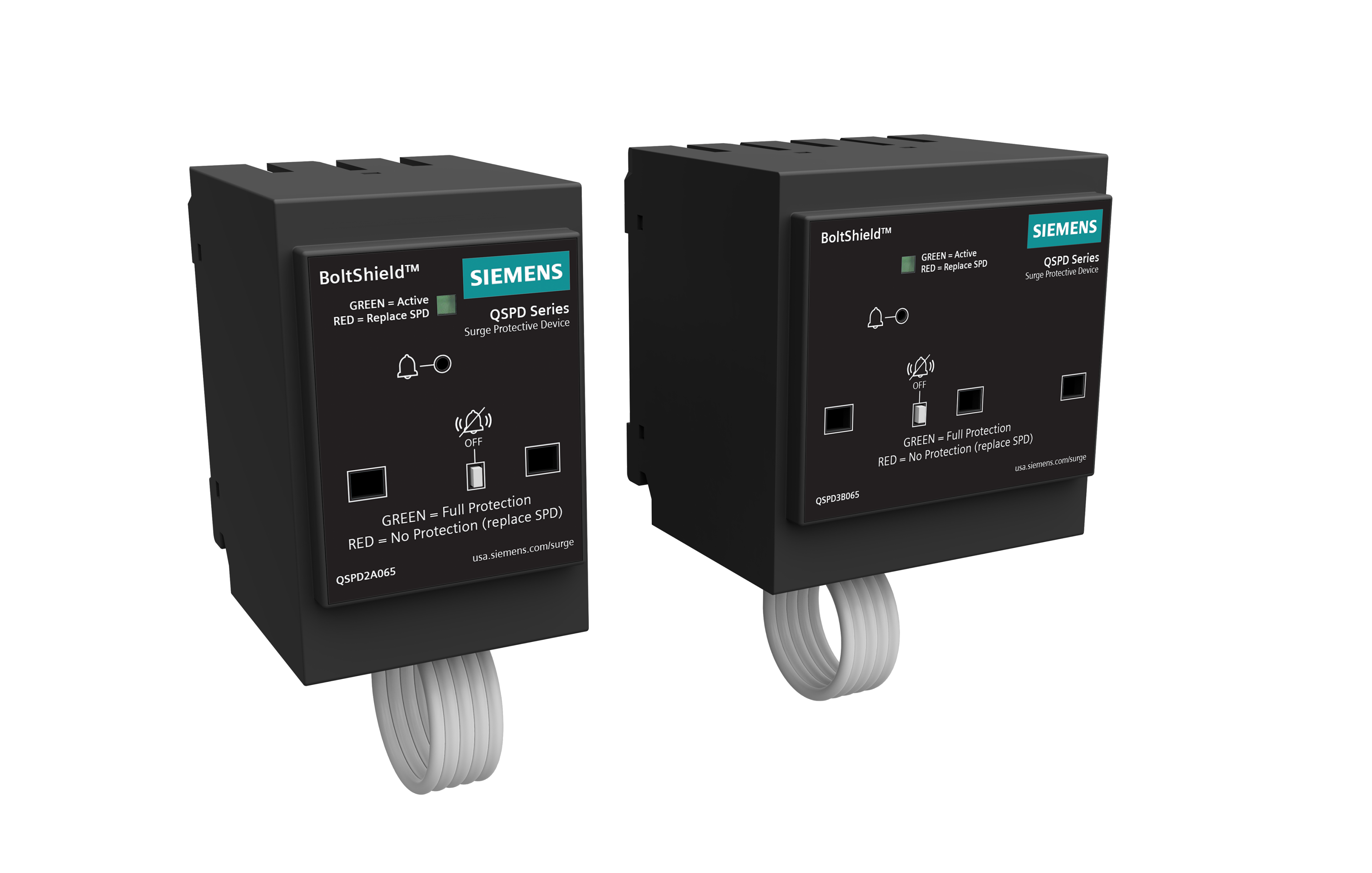 Siemens FS100 Whole House Surge Protection Device Rated for 100,000 Amps