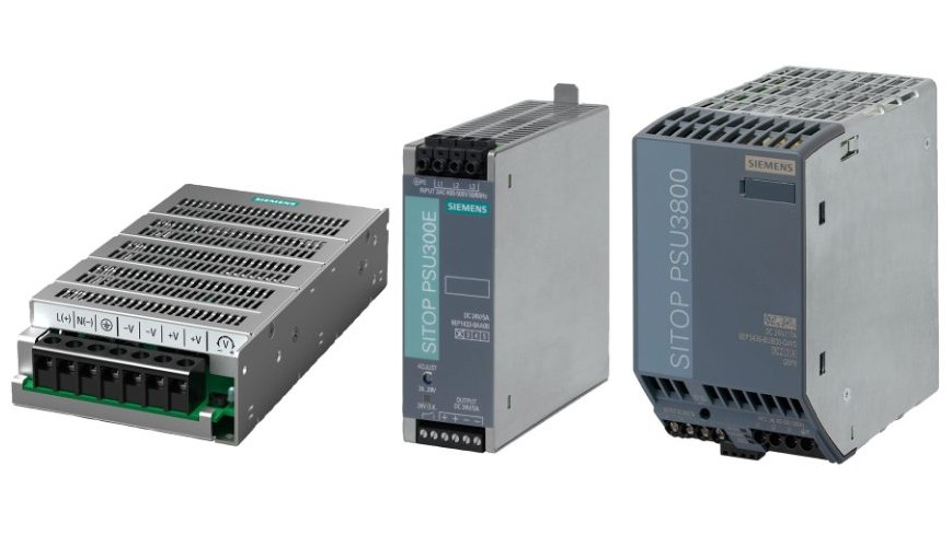 Product group image SITOP power supplies in special designs and applications