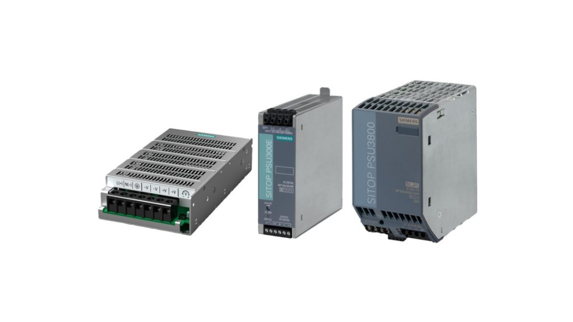 SITOP switch mode power supplies in special designs