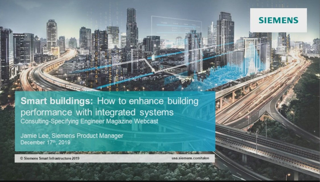 Smart buildings: how to enhance building performance with integrated systems