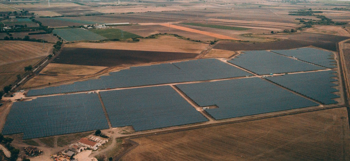 Photovoltaic Plant controlled at Troia site