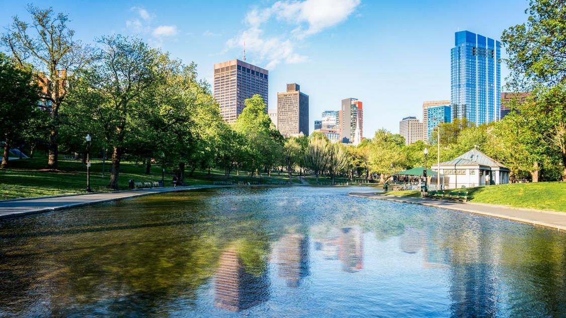 Boston - Siemens in the USA