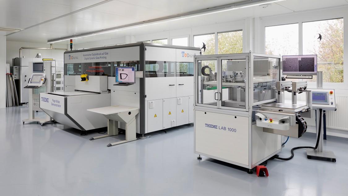 Digital printing machine digital Technikum
