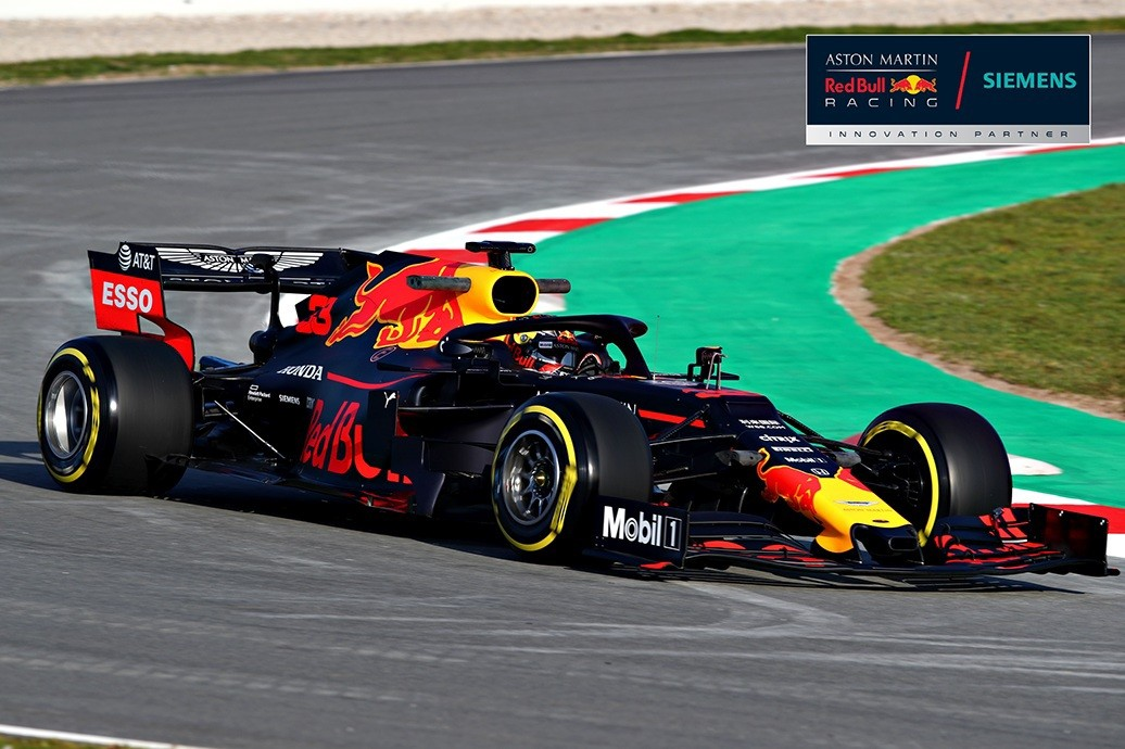 Разработки для «Формулы-1»