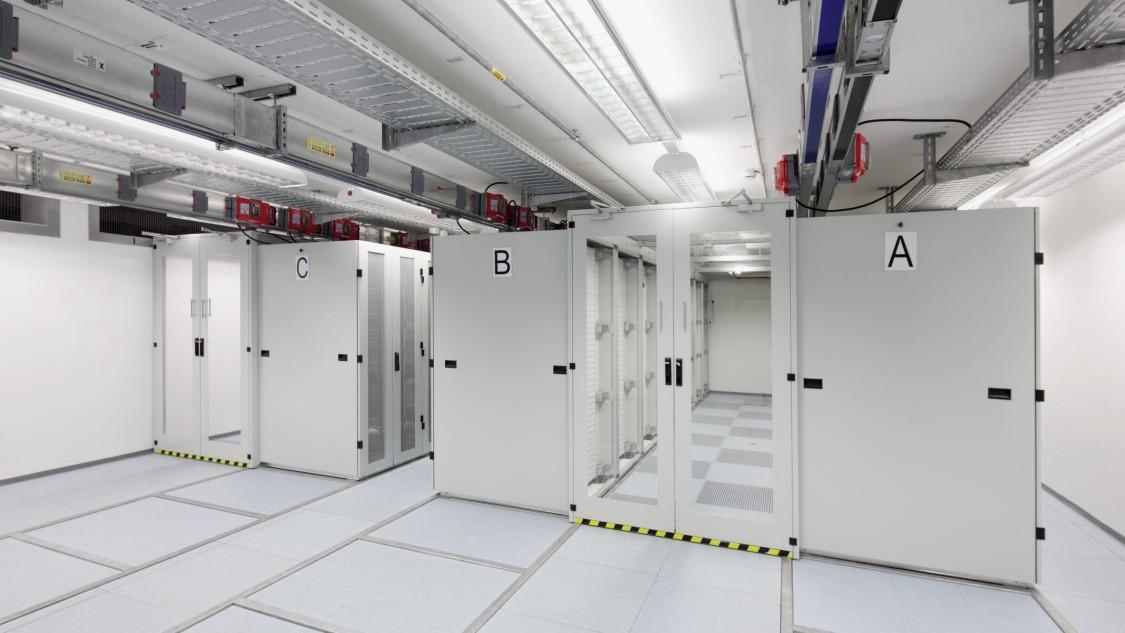 Brandschutz in Rechenzentren | Siemens