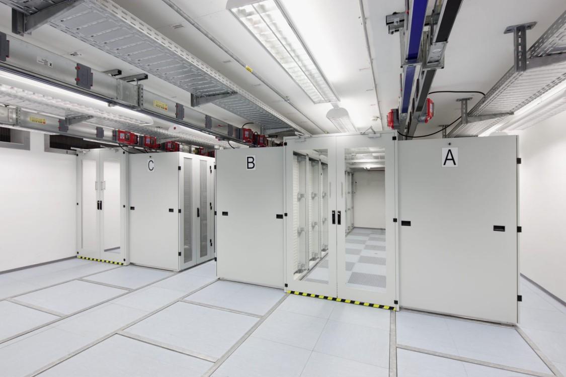 Brandschutz für Data Center | Siemens
