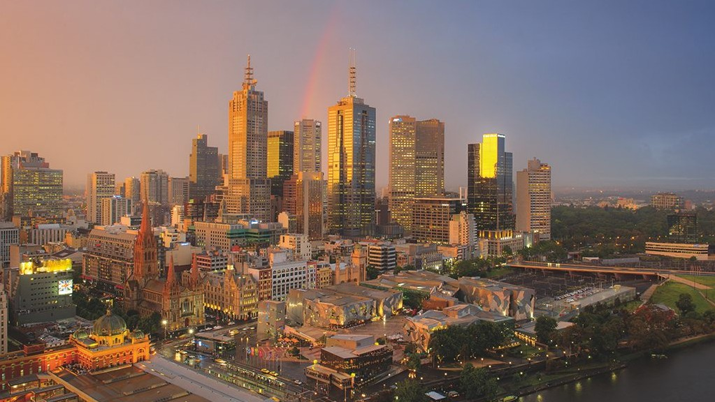 CEDA State of the State in Melbourne