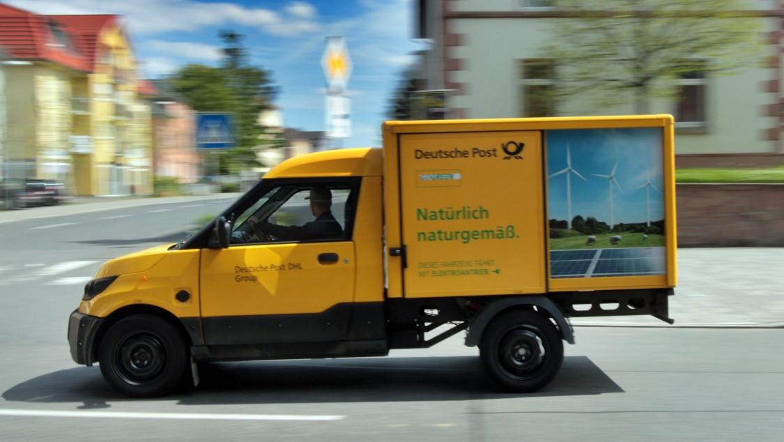 StreetScooter, © imago sportfotodienst GmbH