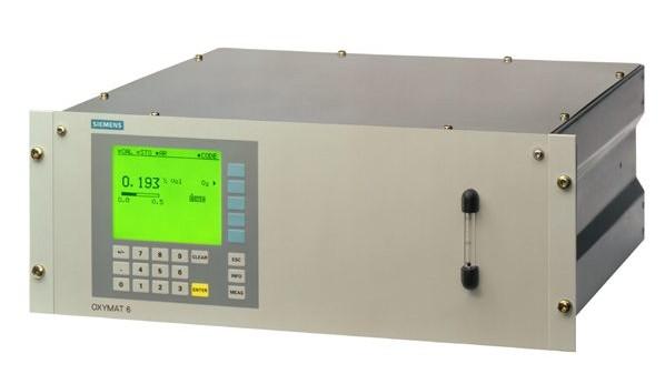 USA   OXYMAT 6 gas analyzer