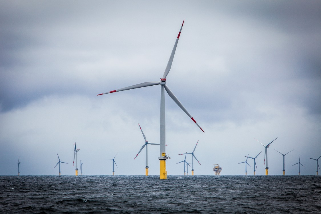 Offshore wind finance