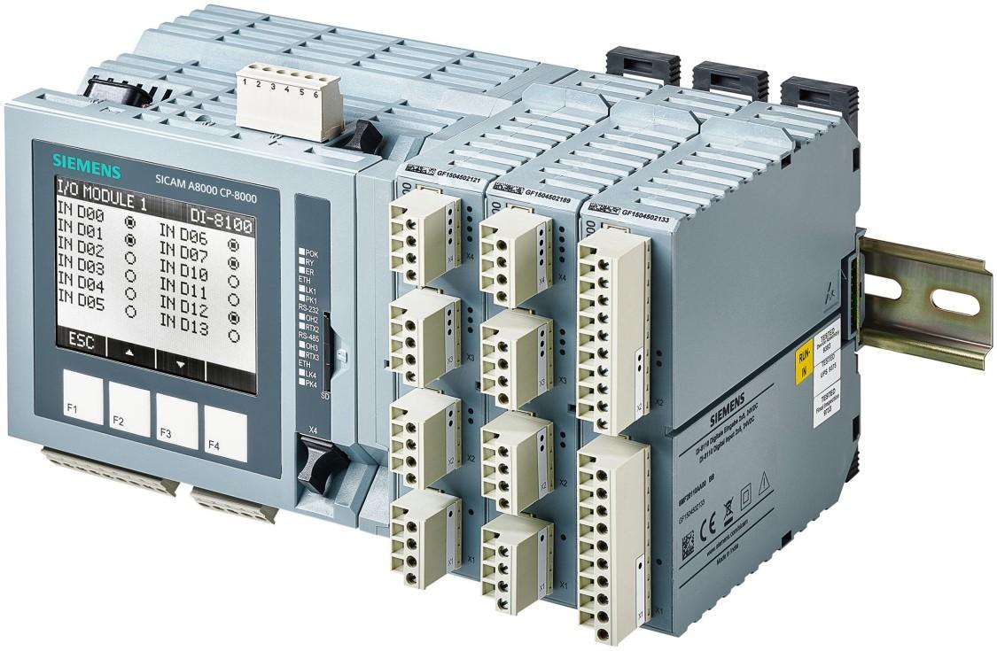 Серия SICAM A8000