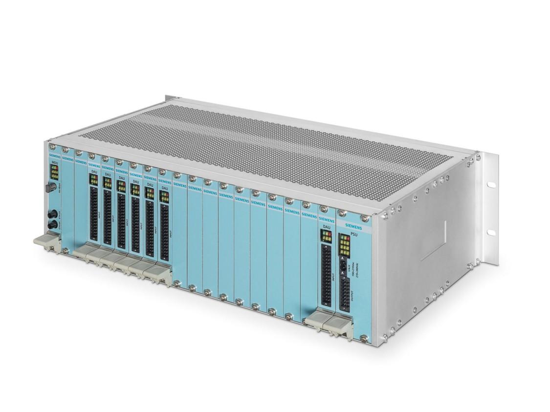 Assetguard MVC felügyeleti rendszer a Siemenstől