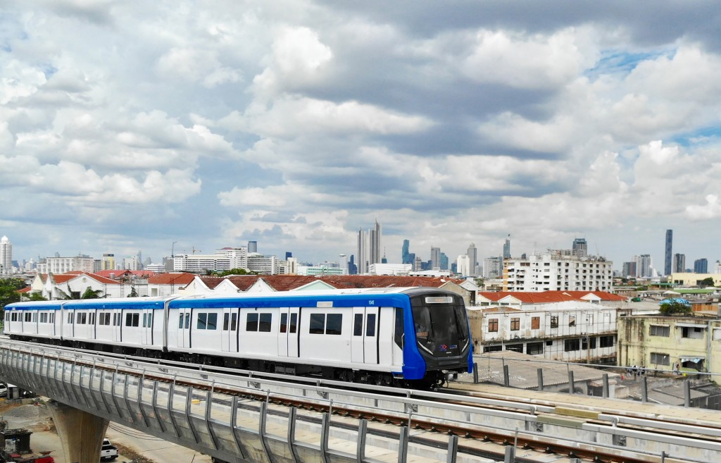 Bangkok Blue Line
