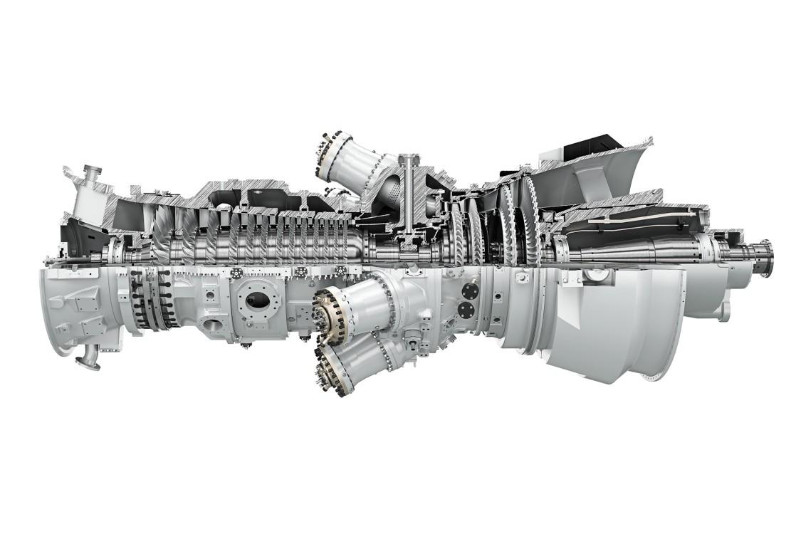 SGT-750 gas turbine