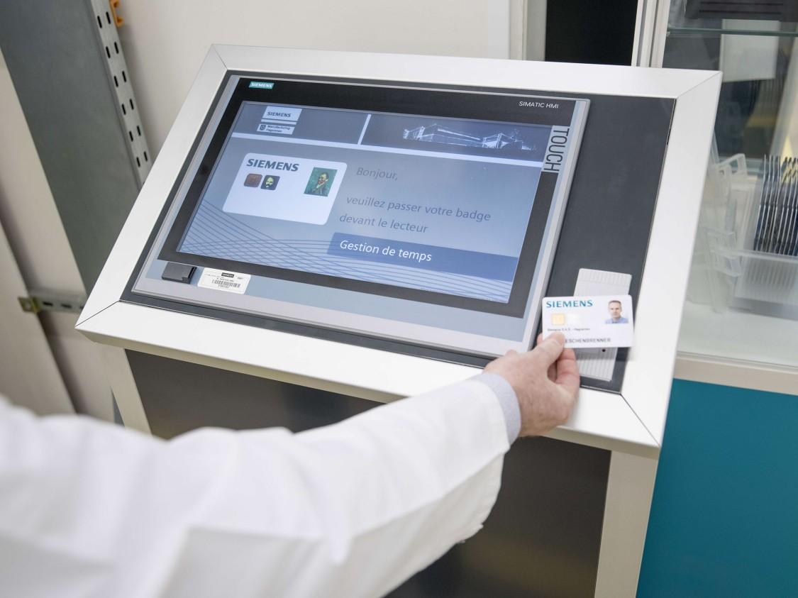 Sistema RFID SIMATIC RF1000