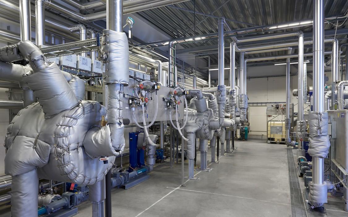 Geräte von Siemens nehmen entscheidende Messungen vor