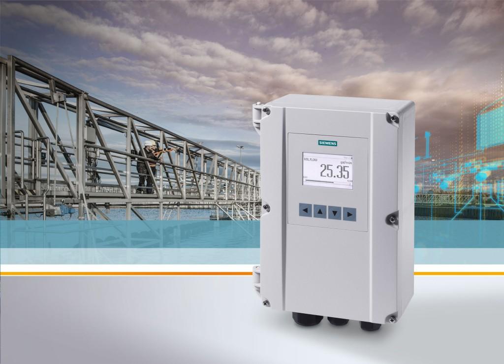 Clamp-on-Ultraschall-Durchflussmessgerät Sitrans FS220