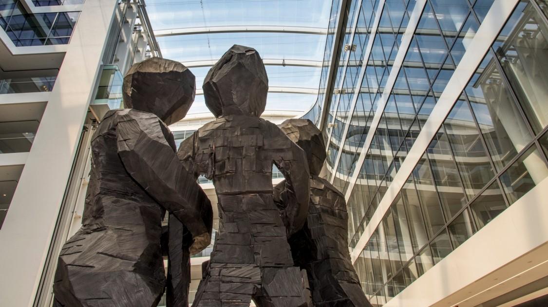 Die neue Siemens Konzernzentrale ist ein Meilenstein auf dem Weg zur Klimaneutralität