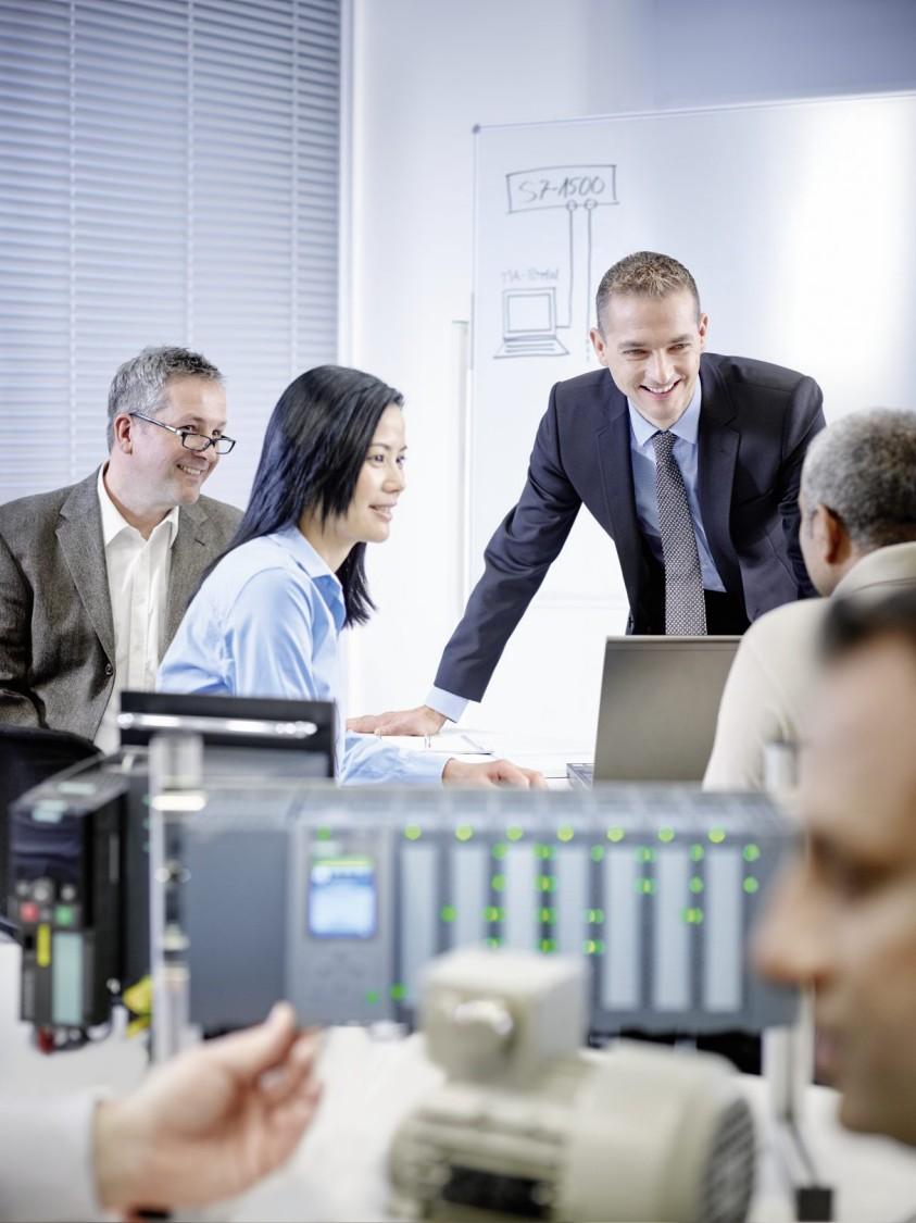 Siemens Automação - Programa Educacional