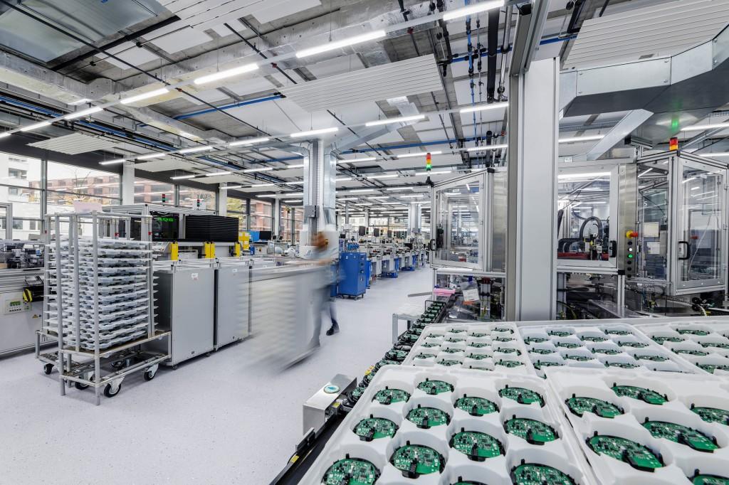 Einweihung des neuen Siemens Campus in Zug