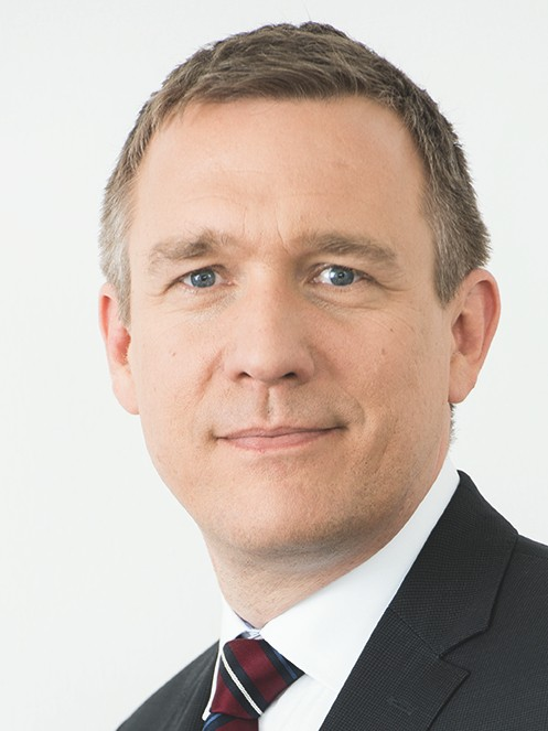 Portrait Dr. Stefan Schaller