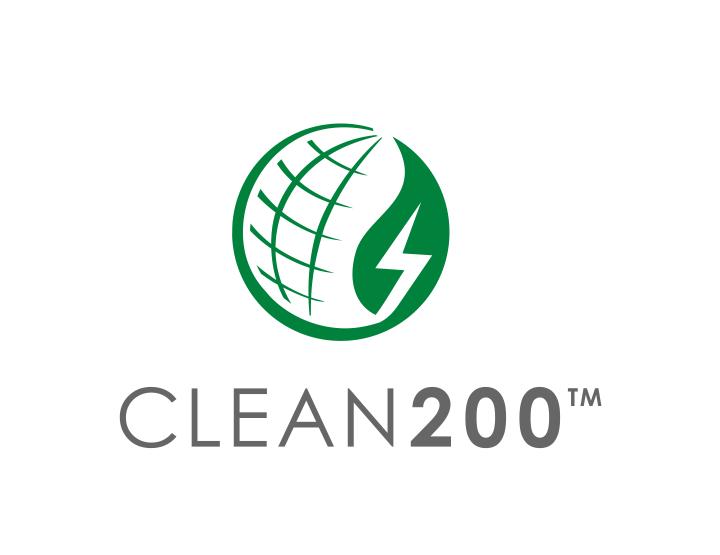 Clean200 Logo
