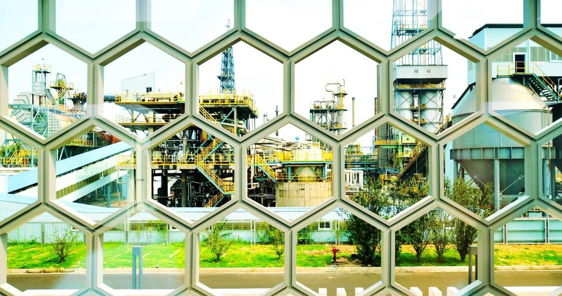 宝武炭材联合西门子打造数字化工厂,引领行业智能制造标准的制定。(宝武供图)