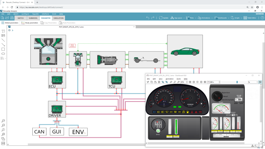 Über die Verfügbarkeit von Simcenter auf der Rescale-Cloud-Plattform sind mehrere Lizenzoptionen und eine flexible Gestaltung des Funktionsumfangs möglich.