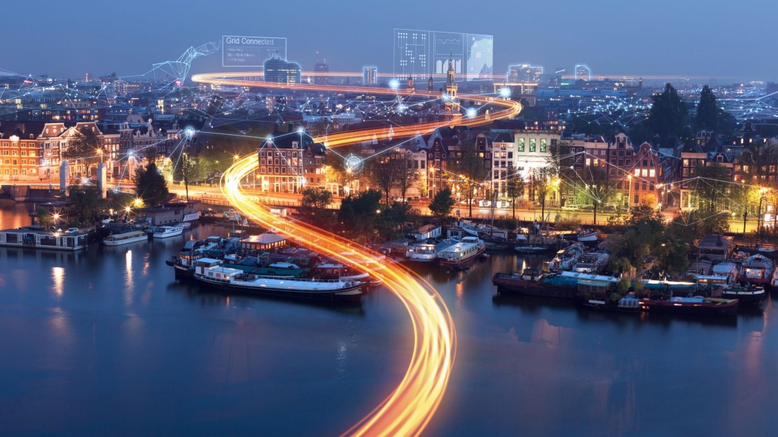 Siemens at European Utility Week 2017 in Amsterdam