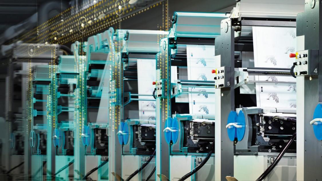 servomotors for printing