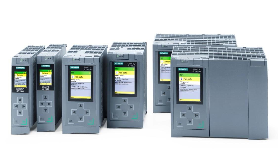 SIMATIC S7-1500 Failsafe CPUs