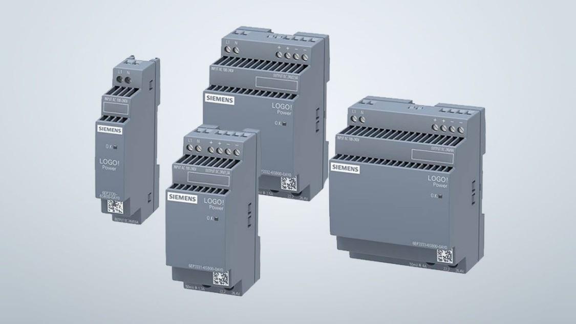 Power supply LOGO!Power
