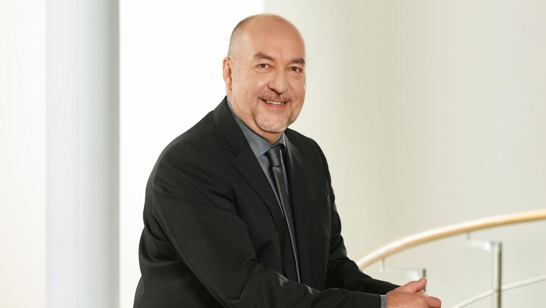 Доктор технических наук, профессор Райнер Кребс