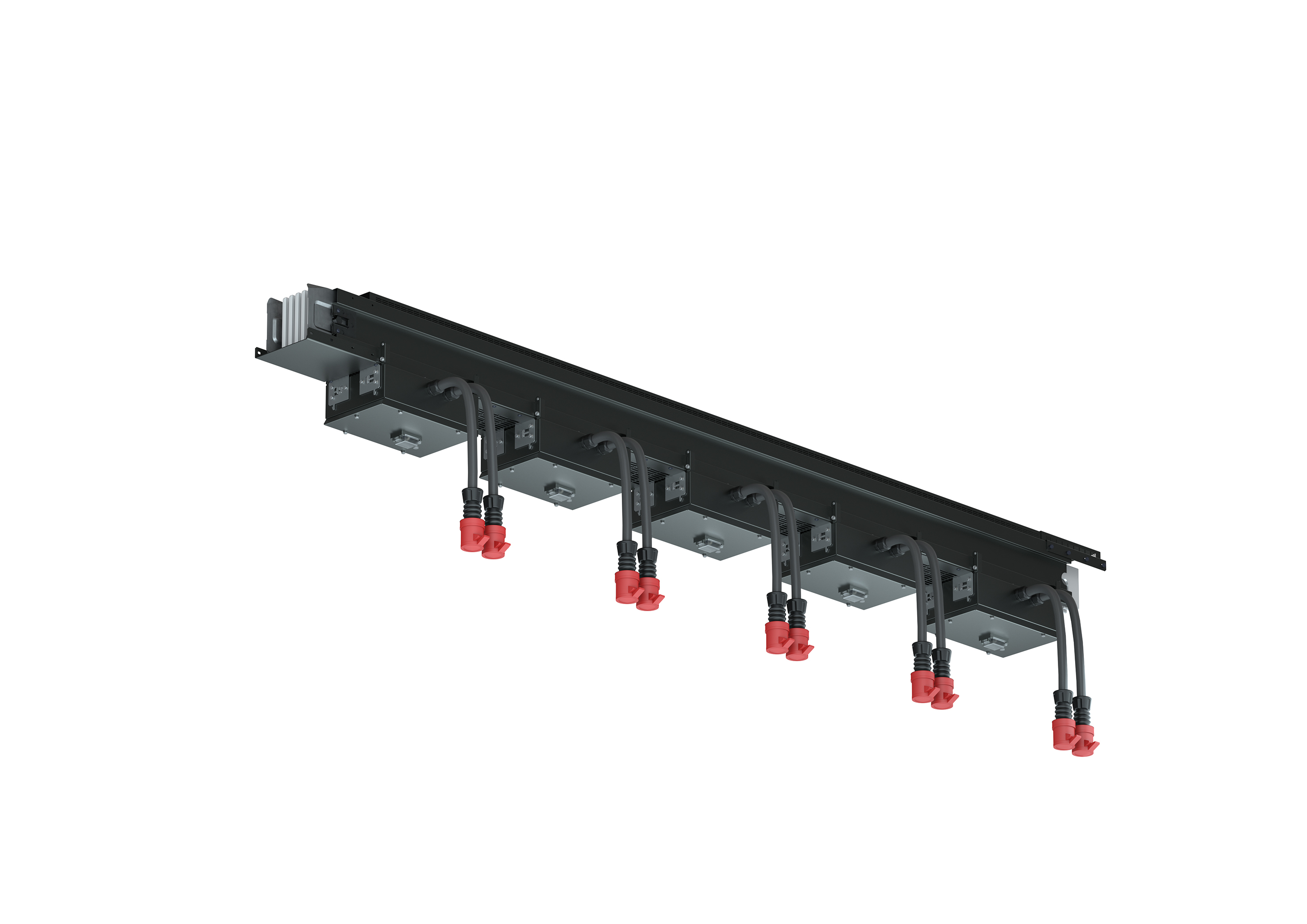 New Busbar Trunking System Enables Higher Energy Efficiency For Data Centers Of Tomorrow Press Company Siemens