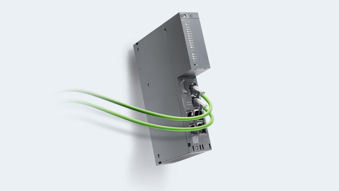 Die CPU 410E ist ideal für kleinere Applikationen in der Prozessindustrie