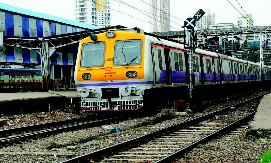 Mumbai Electric Multiple Unit