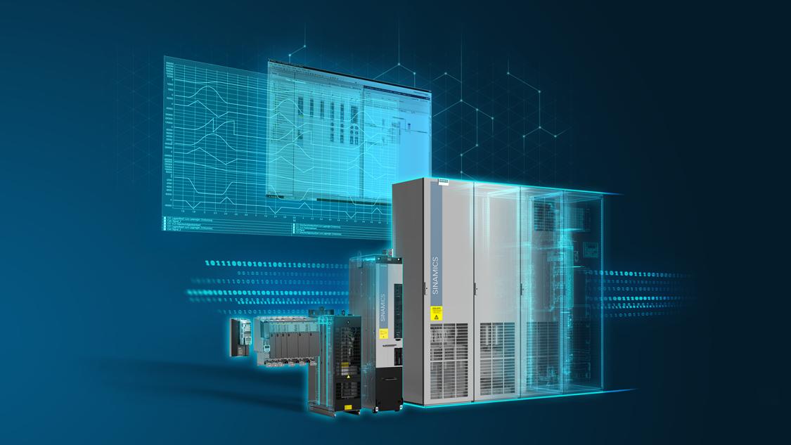 SINAMICS S120 ist der Systembaukasten für High-Performance-Anwendungen