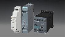 Timing relays are employed wherever simple time-controlled processes are required. Timing relays are also and particularly required in connection with a control. Whether ON or OFF delay relays or relays for switchover from start to delta – SIRIUS timing relays are employed for all delayed switching processes in control, starting, protection and regulation circuits.
