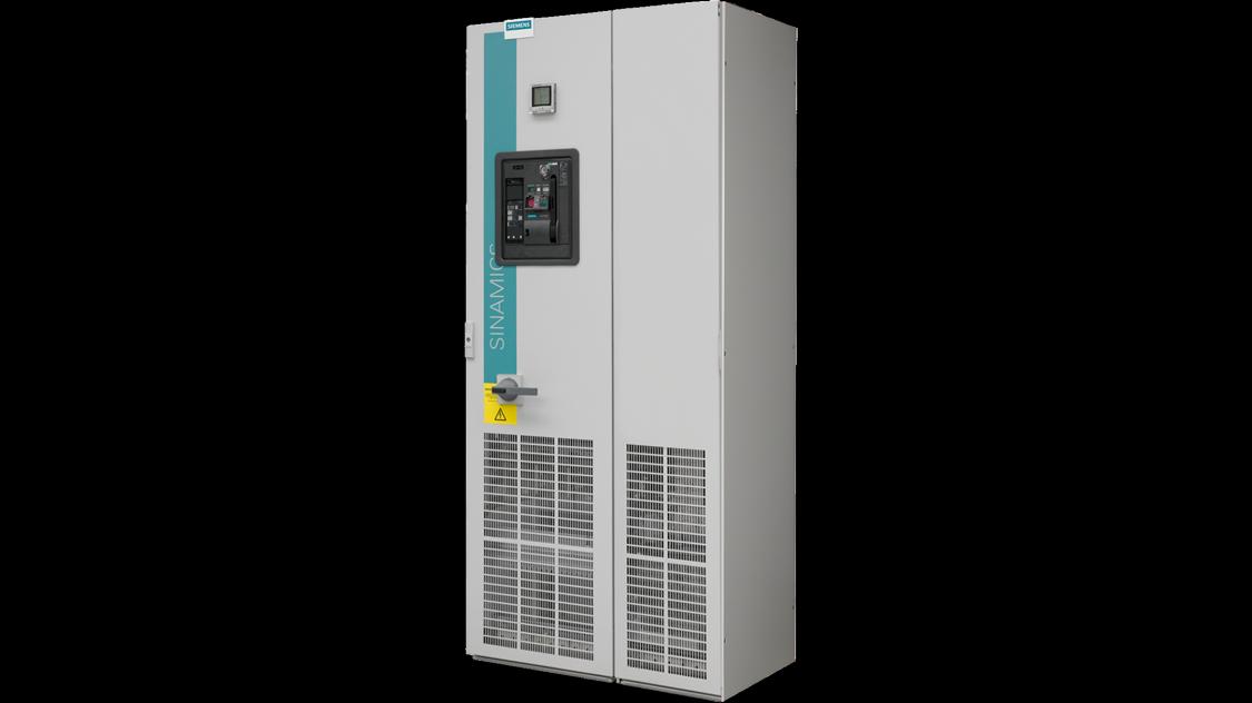 sinamics s120cm NEMA cabinet modules