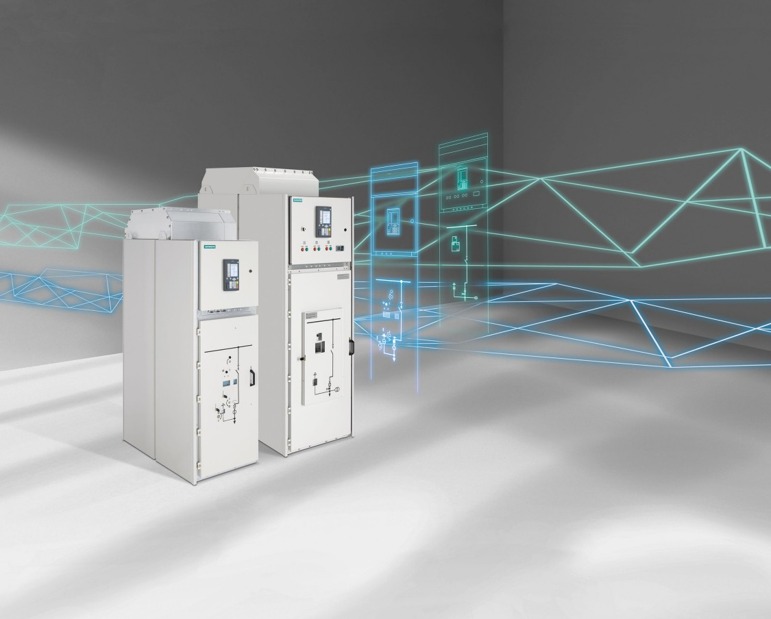 Siemens NXAIR: The air-insulated medium-voltage switchgear