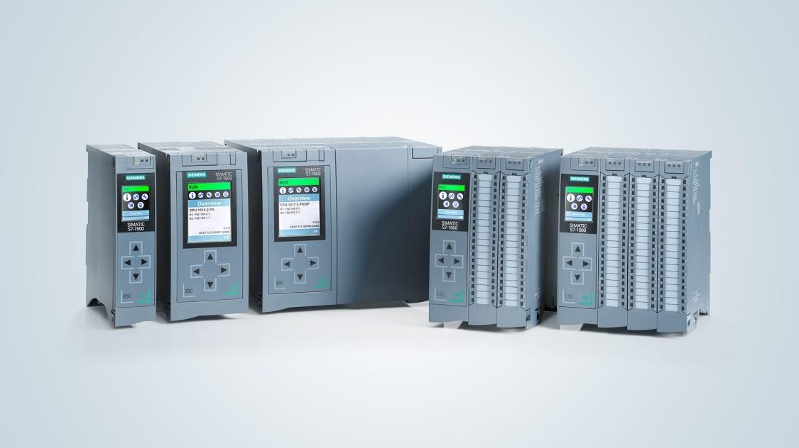 Sada procesorových jednotek (CPUs) SIMATIC S7-1500