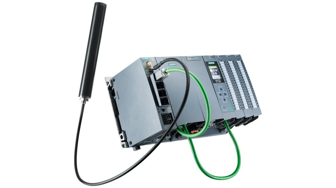 Bild von Telecontrol-Komponenten für Fernwirkstationen