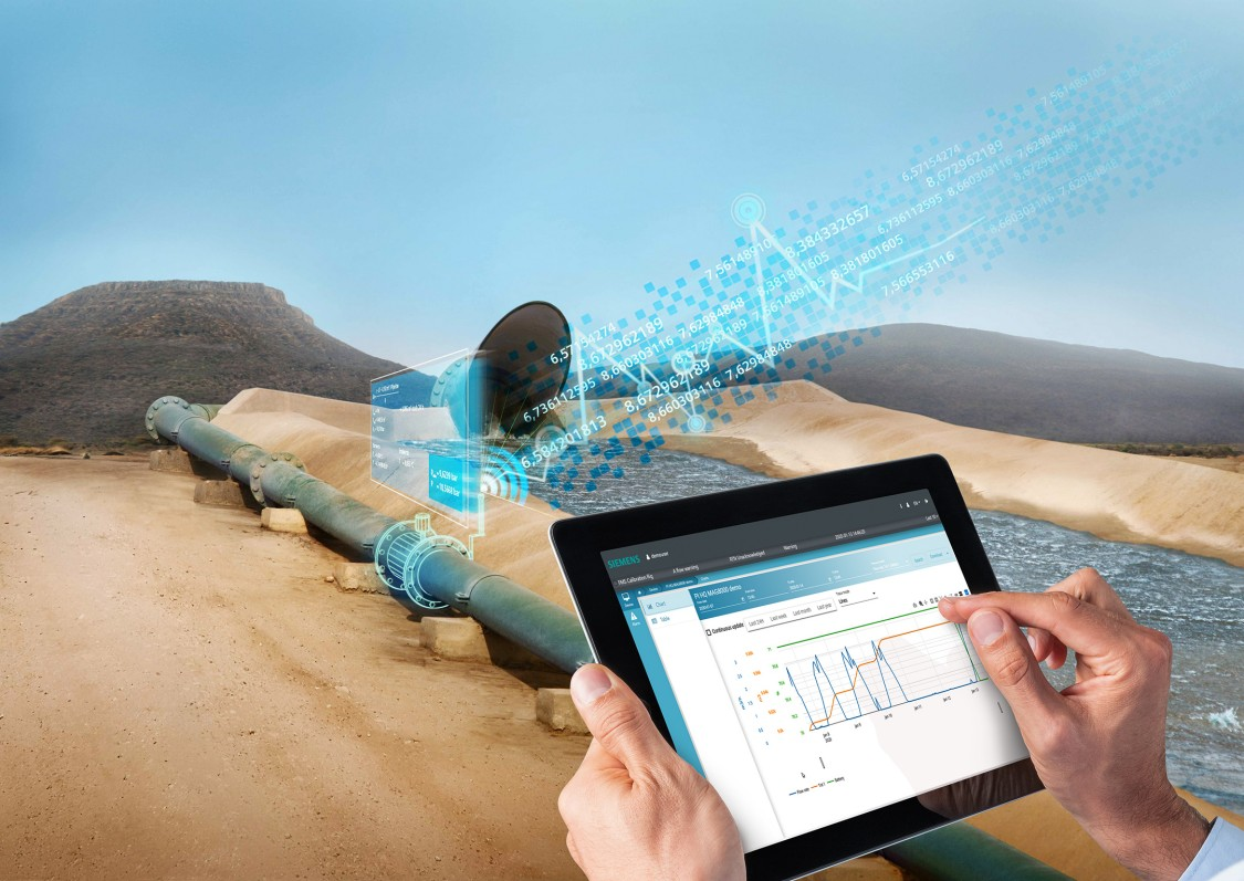 USA | Serve IQ on tablet gathering data