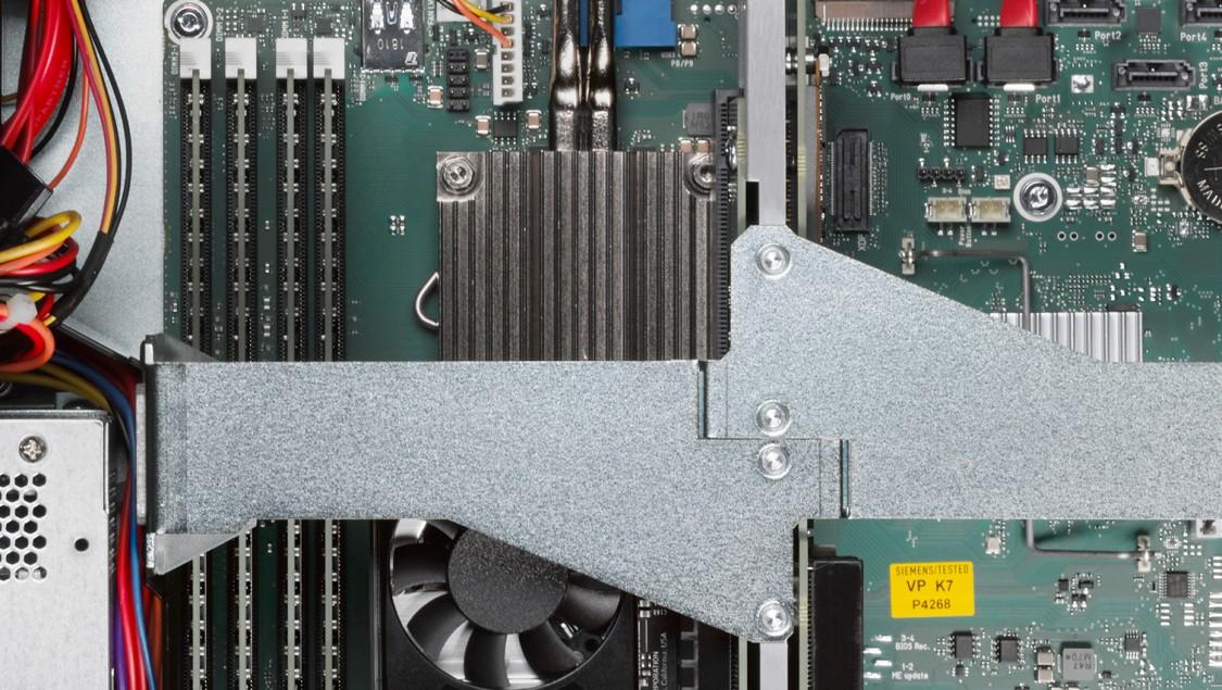 Detail produktu: Nejmodernější průmyslové počítače SIMATIC – procesor osmé generace
