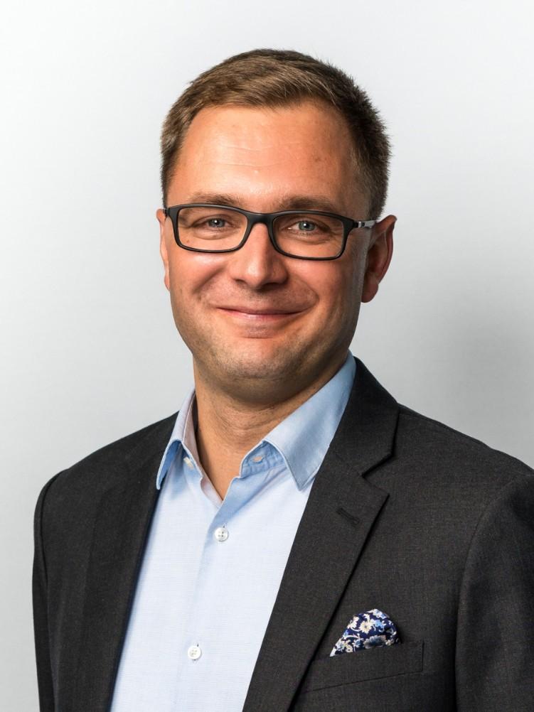 Markus Niemi, CEO Innorent