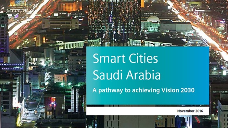 Smart Cities Saudi-Arabien