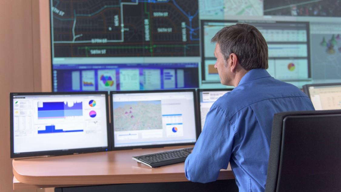 Automatización energética y smart grid