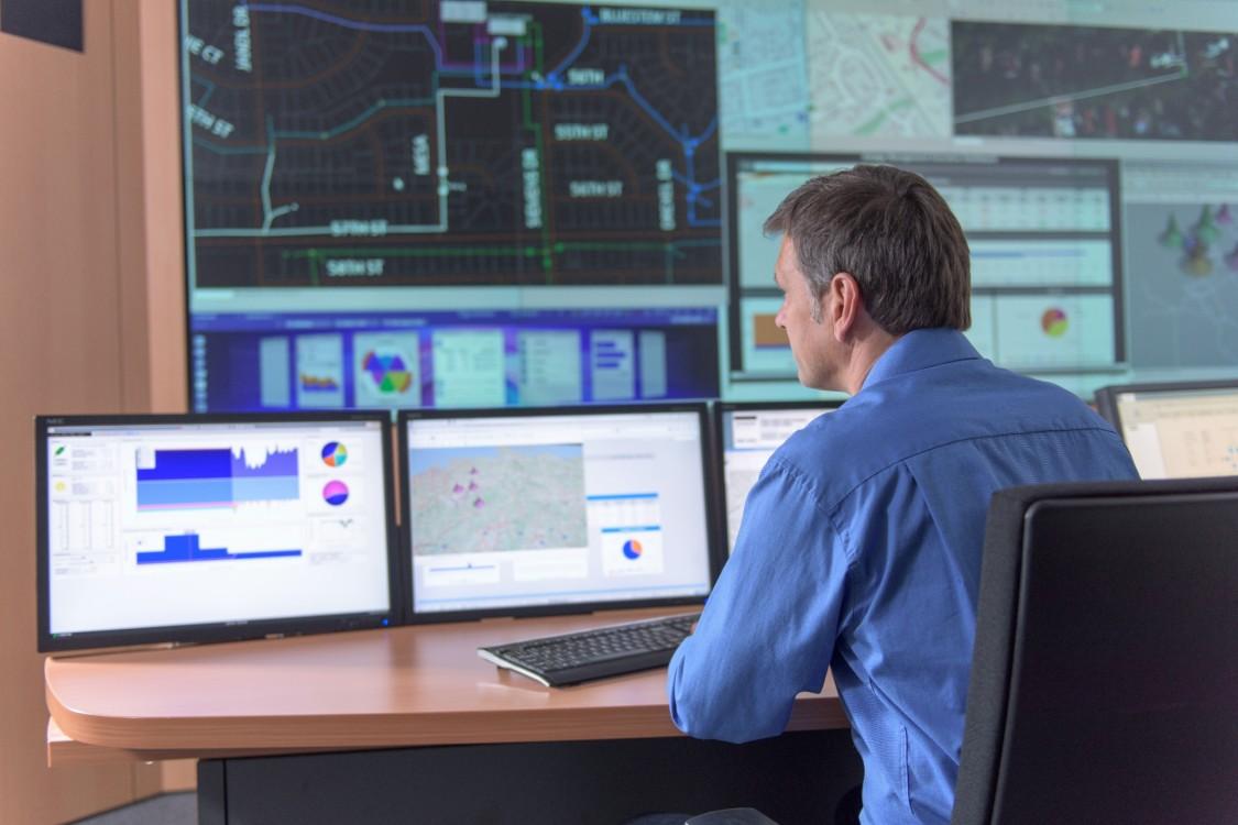 Автоматизация энергетики и интеллектуальные сети