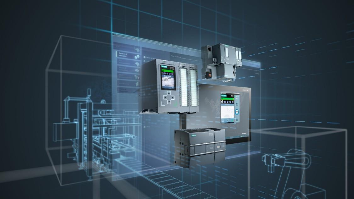 SIMATIC nabízí moderní řešení pro průmyslovou automatizaci