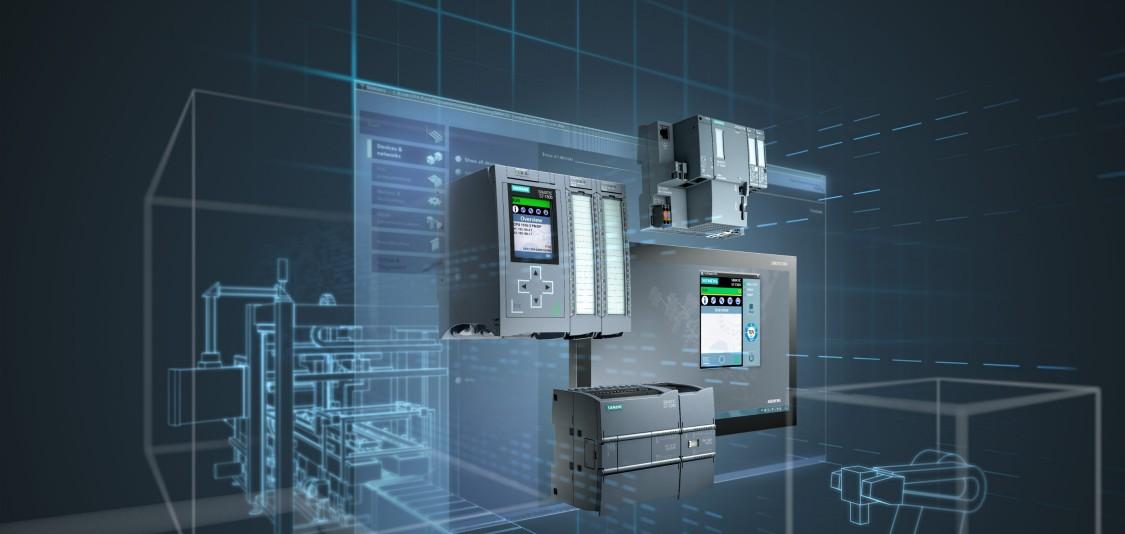 SIMATICコントローラーは、個々の自動化タスクを実現する最適なコントローラーです